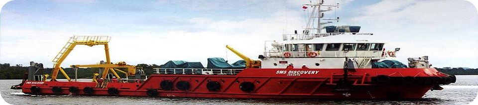 48 Meters Diving Support Vessel